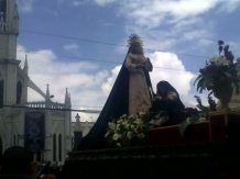 Consagrada Imagen de la Dolorosa de San Nicolas (93)