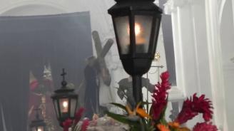 Procesion de Velacion Jesus del Consuelo 2014 (21)